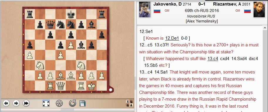 Chessbase Support Details