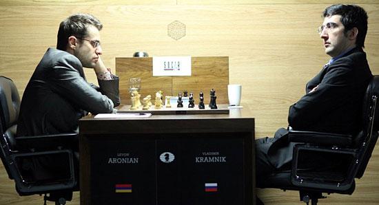 Aronian vs Kramnik
