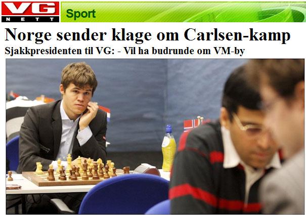 Mundial noruega exige una licitaci n ajedrez de estilo for Fides sergas oficina virtual