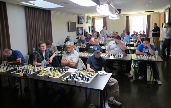 The Chess Games Of Timur Gareyev