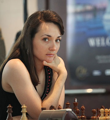 Russian Women's team out of Olympiad   ChessBase