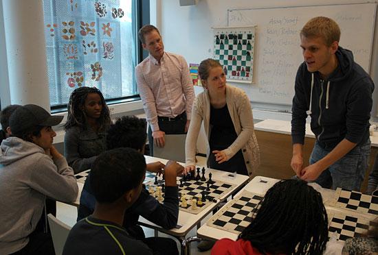 Sjakkurs for voksne!