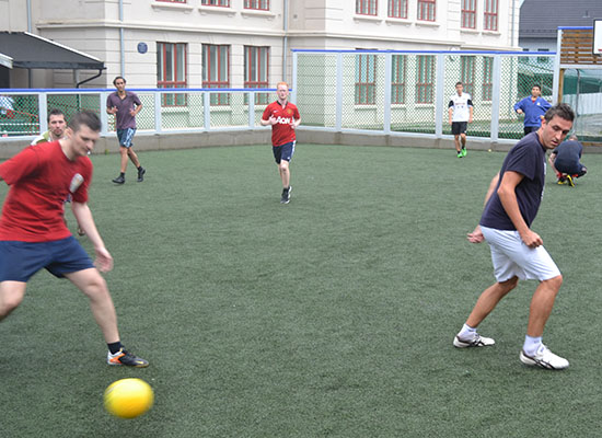 F�tbolti � Troms�