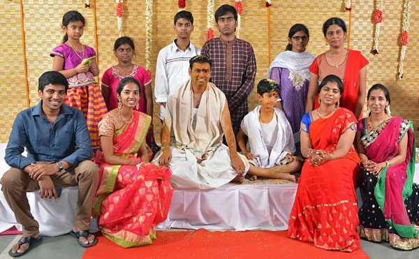 Humpy's spectacular Indian wedding | ChessBase