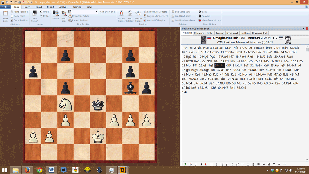 New Chessbase Program Lucky Number 13 Chessbase