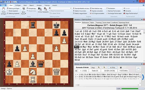 Komodo 8: bringing creativity back to chess | ChessBase  Komodo 8: bring...