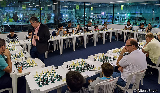 2015 arnold classic chess and the terminator chessbase - Multi level chess board ...