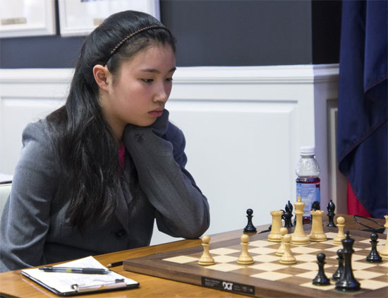 Jennifer Yu missed her chances to capitalize off dubious opening of Sharevich.