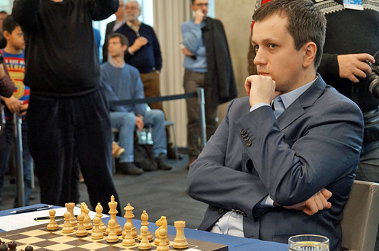 Radoslaw has toppled both Carlsen and Caruana. Photo by Nadja Wittmann.