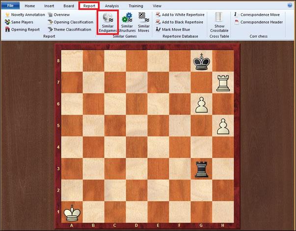 how to study endgame chess