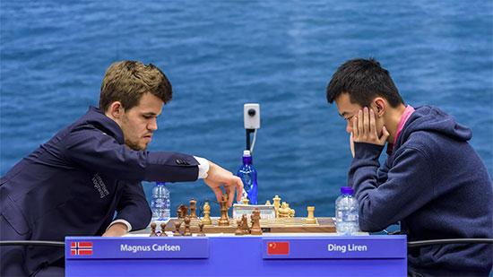 Ο Carlsen 1ος στο Tata Steel