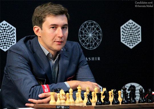 GM Sergey Karjakin