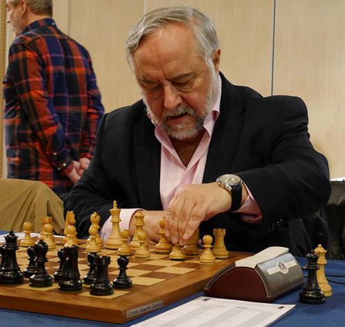 GM Anatoly Vaisser (sección absoluta, 65+) | Foto: Helen Milligan