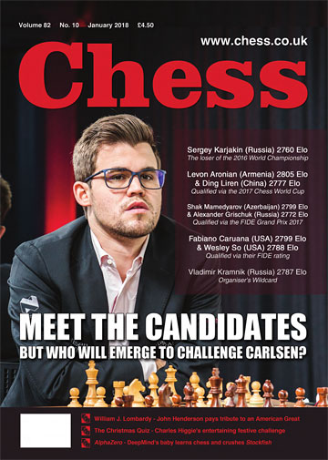 Chess Magazine 2018-01