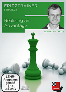 tiviakov realizing an advantage