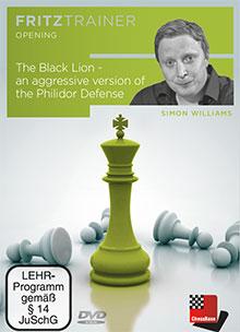 williams03 black lion