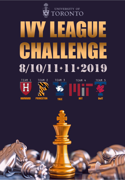 Ivy League Challenge poster