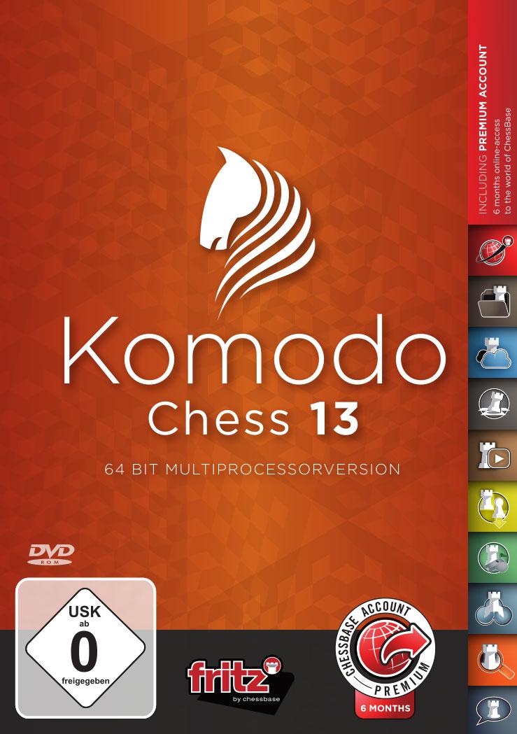 Komodo 13 comes out tomorrow | ChessBase