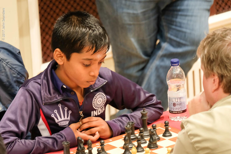 Isle of Man Caruana beats Kramnik