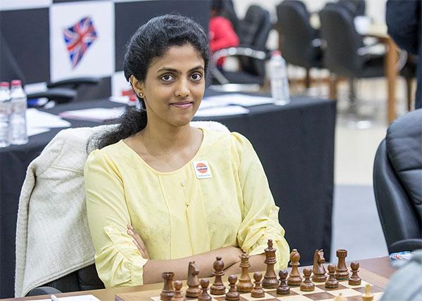 Sharjah Masters 06: Adhiban and Kravtsiv lead | ChessBase