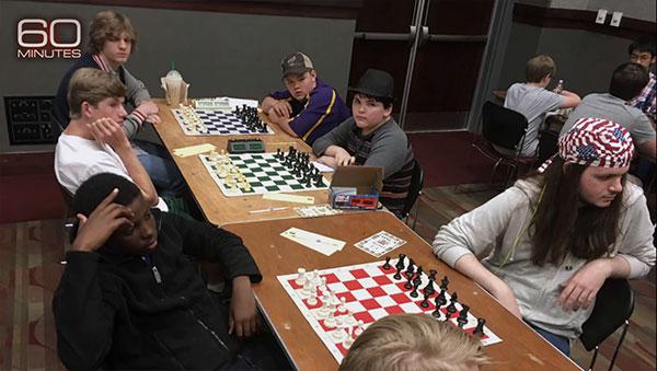 Dissertation chess
