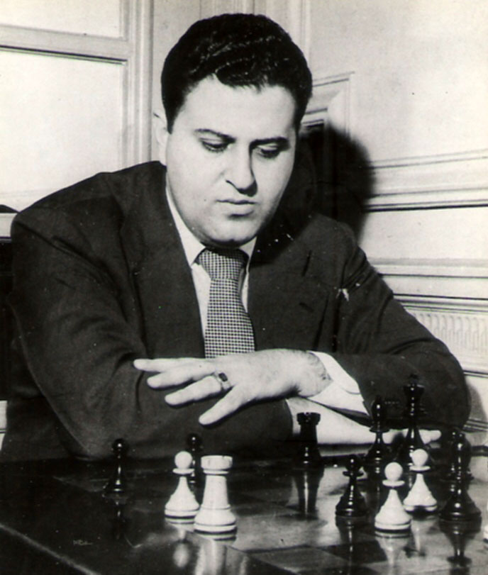 daniel king chess