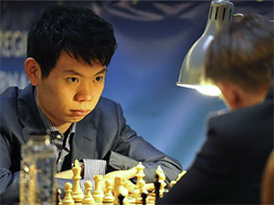 c1c36b79 Wang Hao - Profile of a chess prodigy (2/2) | ChessBase