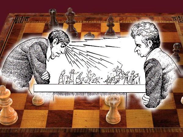 Bobby Fischer In Iceland  45 Years Ago 11  Chessbase-1463