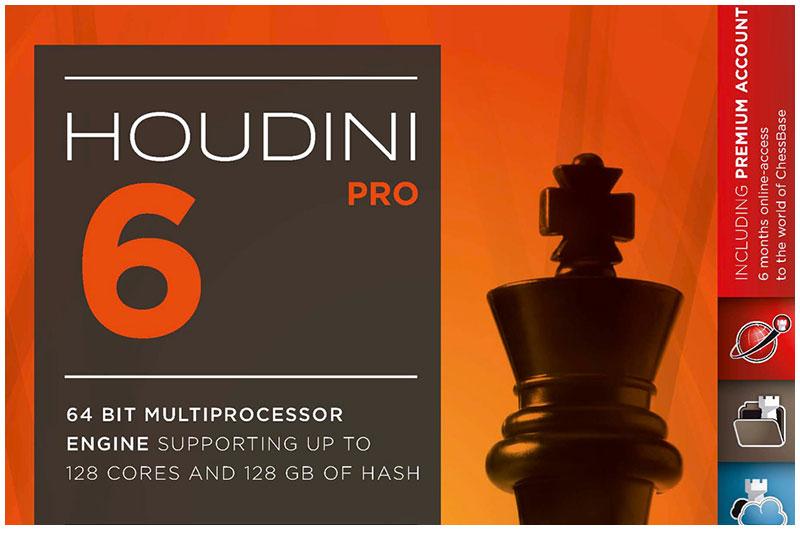 New: Houdini 6 | ChessBase