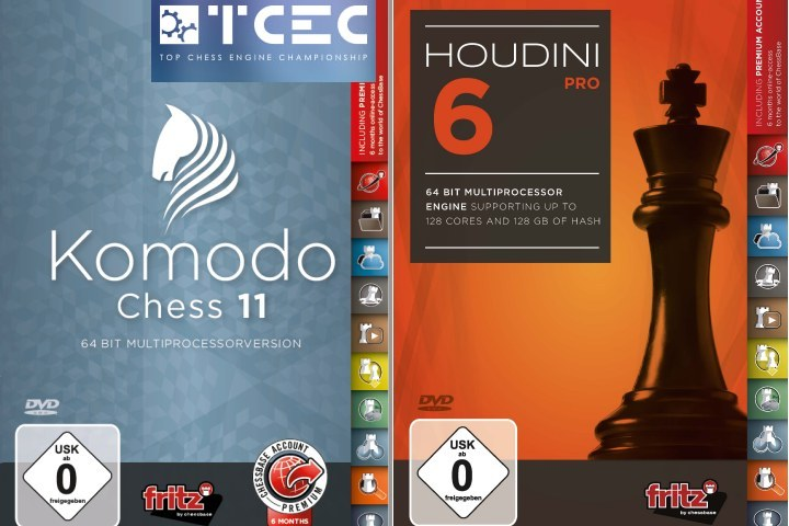 Houdini wins TCEC Superfinal | ChessBase