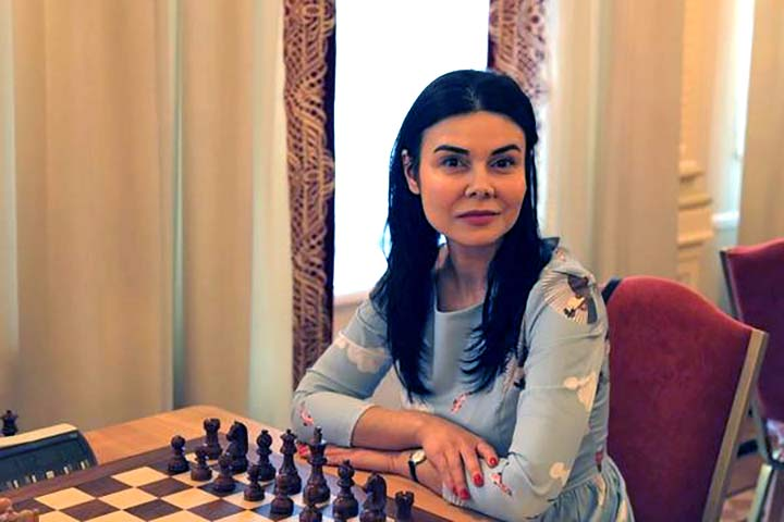 9512a485 Women in focus | ChessBase