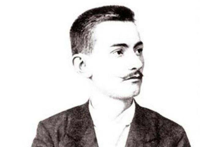 Rudolf Charousek. Photo: ChessBase