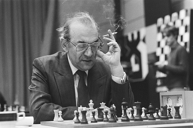 The warlord enjoys himself | ChessBase