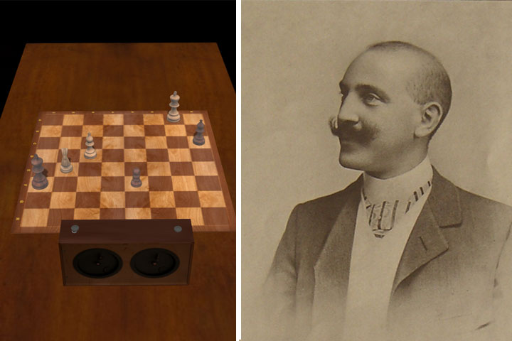 Friends in France: Rinck and beer | ChessBase