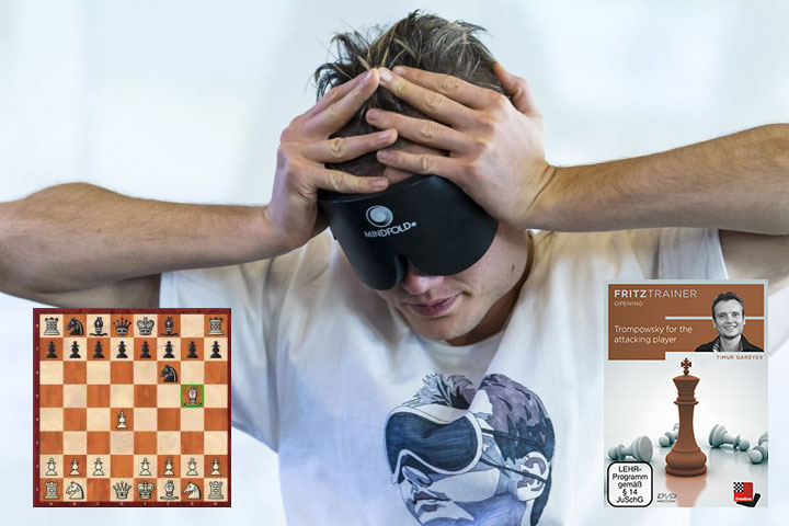 Review: Trompowsky for the attacking player | ChessBase