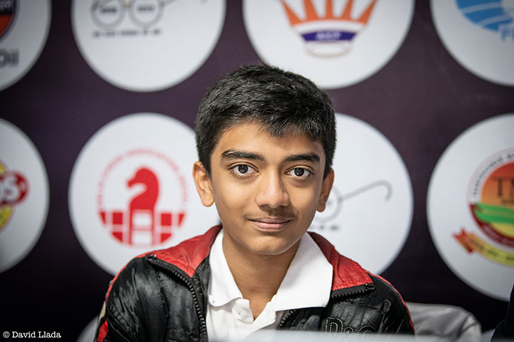 Gukesh becomes second youngest GM in history | ChessBase