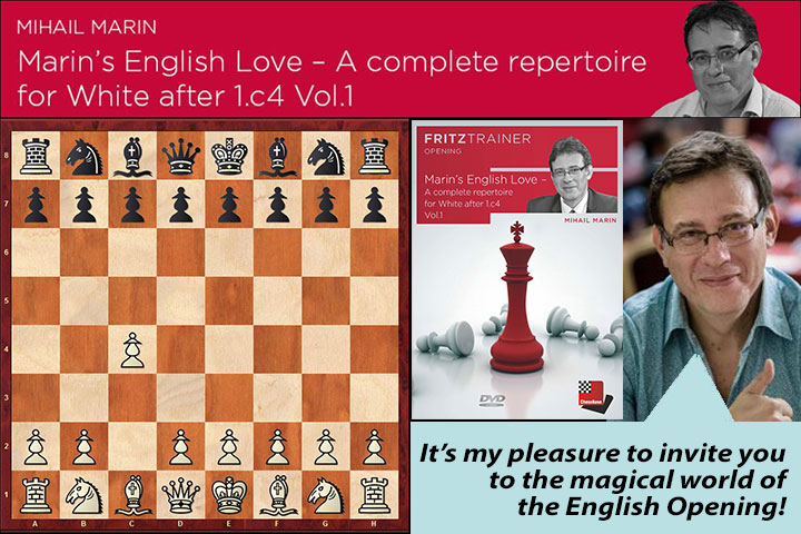 A lifetime love for the English | ChessBase