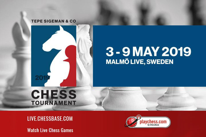80f97ebe TePe Sigeman & Co tournament | ChessBase