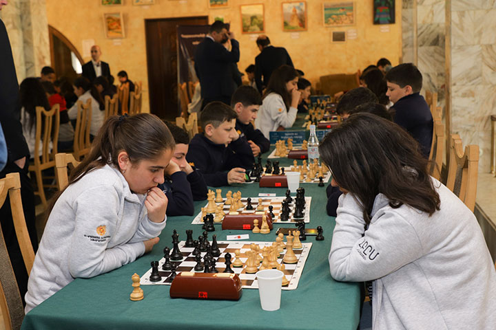 Pioneering national chess education in Armenia - Futurzweb