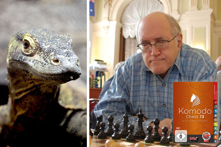 Komodo 12 with AlphaZero techniques   ChessBase