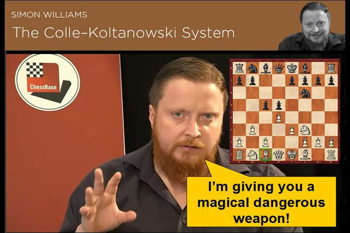 Having Fun with the King's Gambit | ChessBase