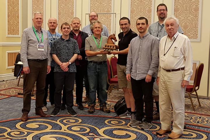 Komodo 13 is World Champion of computer chess | ChessBase