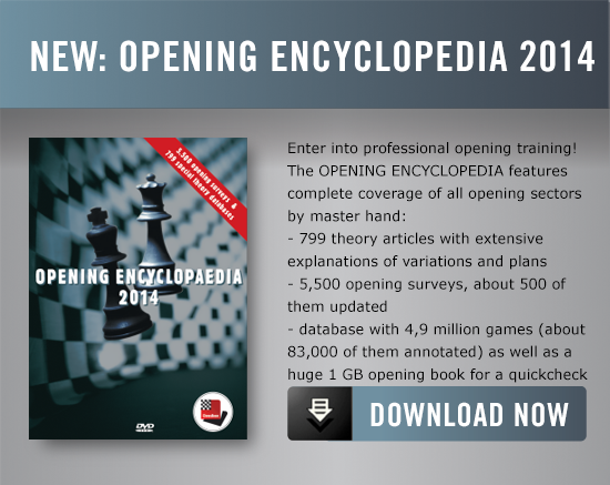 Opening Encyclopedia 2014