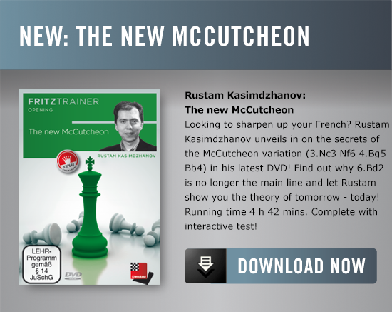 Kasimdzhanov New McCutcheon