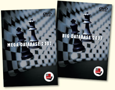 Chessbase Mega Database 2007 h33t PC DVD IMAGE preview 0