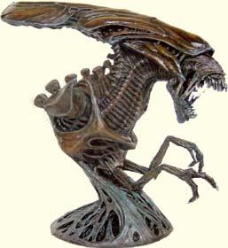 Modellino di Alien