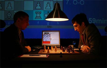 Kramnik-Deep Fritz