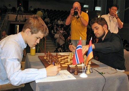 Carlsen-Aronian