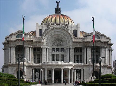 Palacio de bellas artes for Arquitectura 7 bellas artes