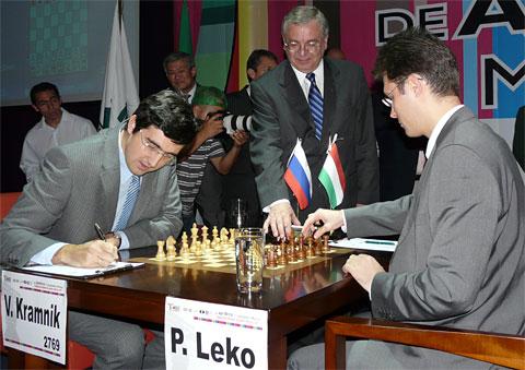 Kramnik-Leko